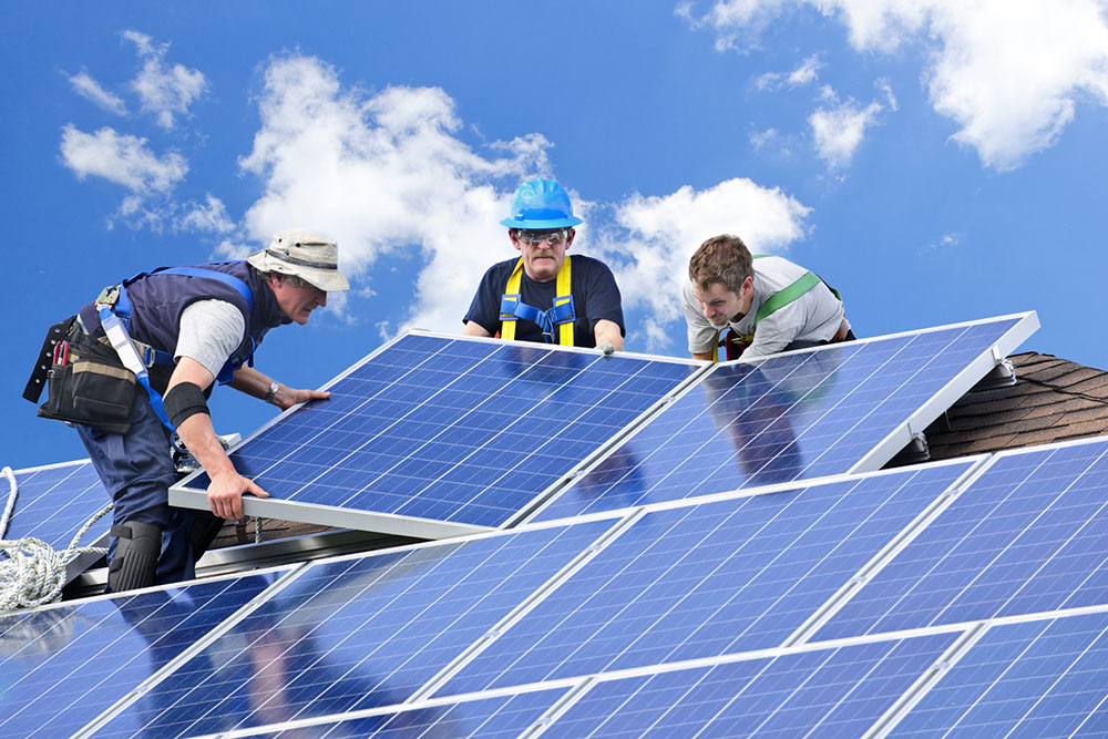 5 Common Solar Panel Installation Questions.